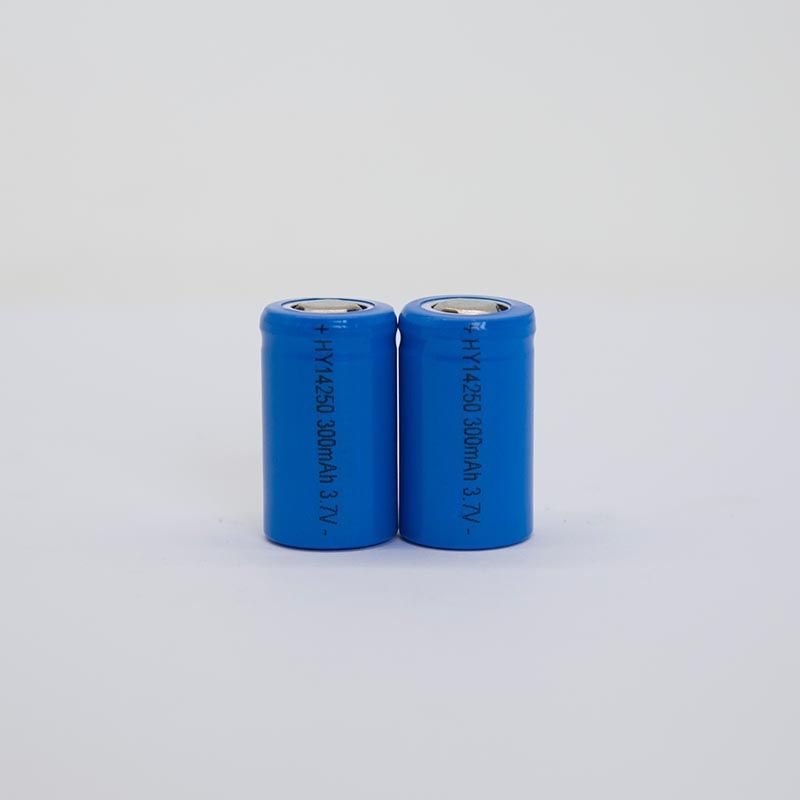 锂电池HY14250/300mAh