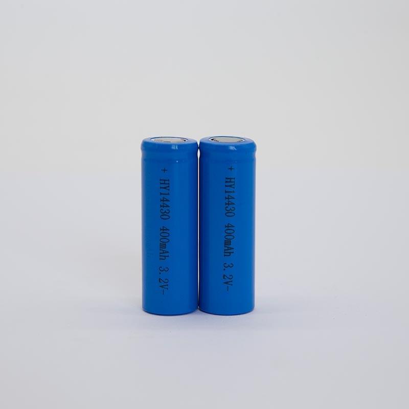 锂电池HY14430/400mAh