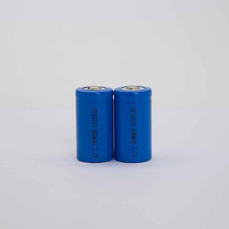 锂电池HY16320/600mAh