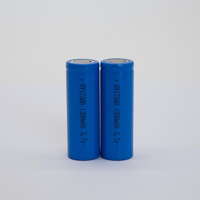 江苏锂电池HY17500/1200mAh