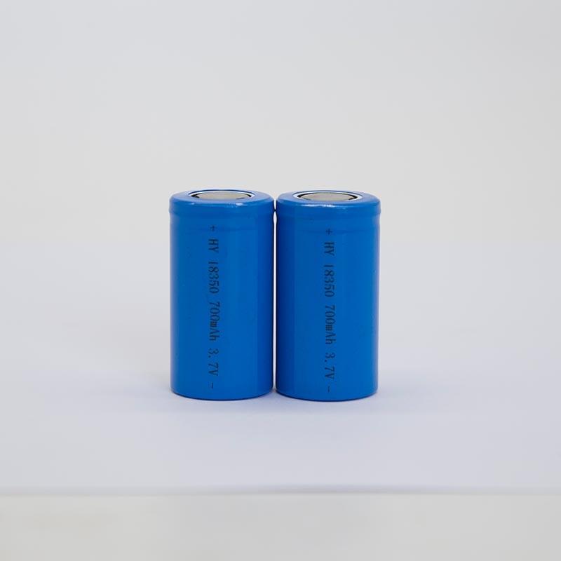 锂电池HY18350/700mAh