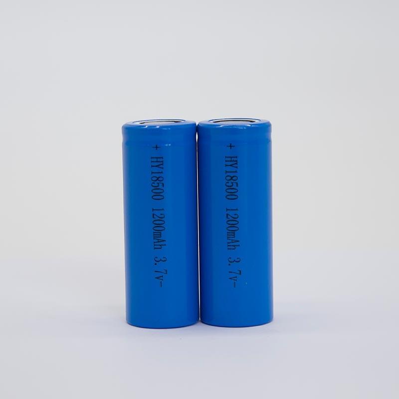 锂电池HY18500/1200mAh