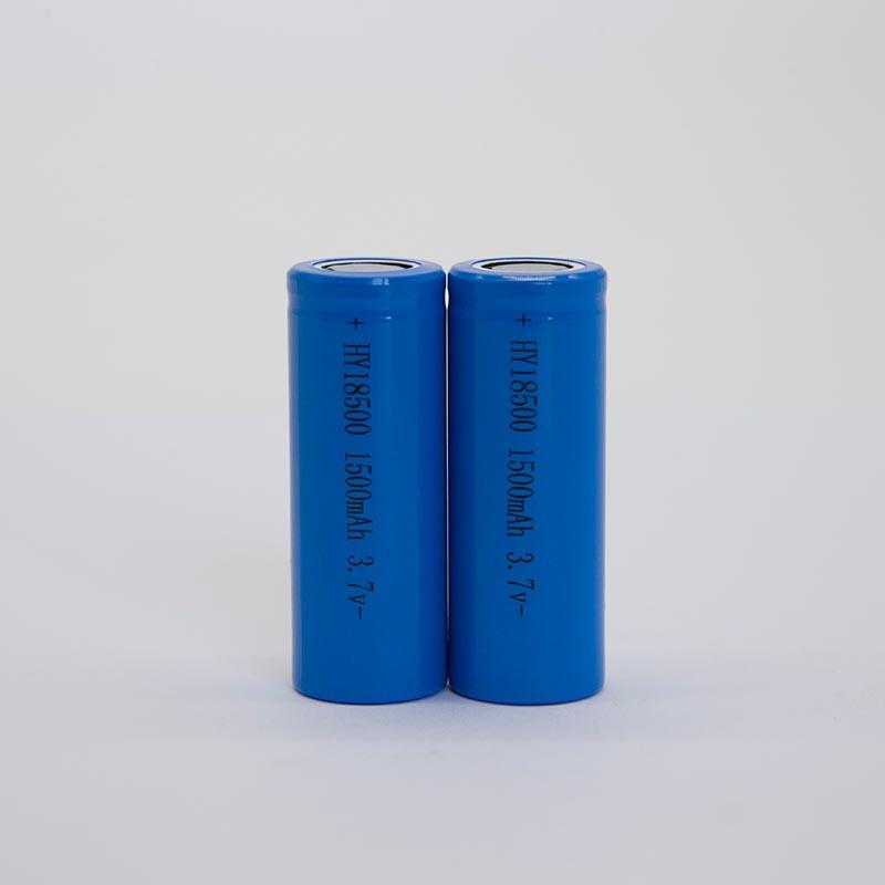 锂电池HY18500/1500mAh