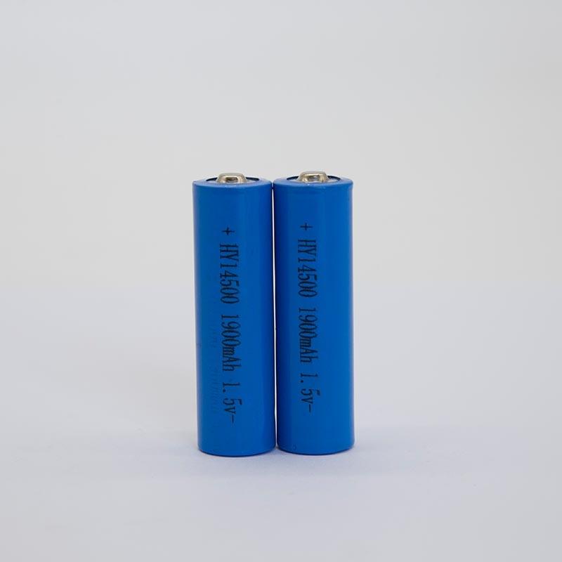 锂电池HY14500/1900mAh   (KTV话筒专用)